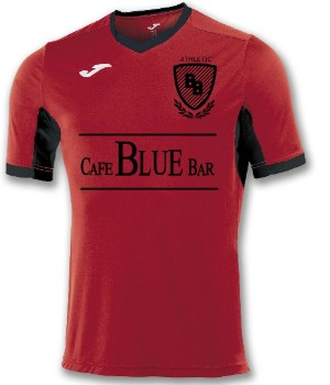 Athletic Blue Bar - uniforme 1